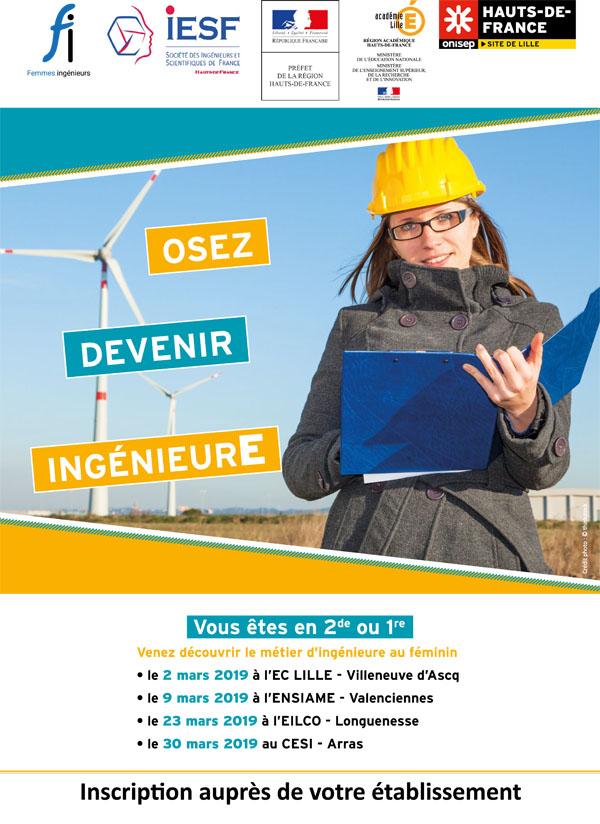 Ingénieure au féminin